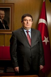 Turkish Treasury İbrahim Çanaklı