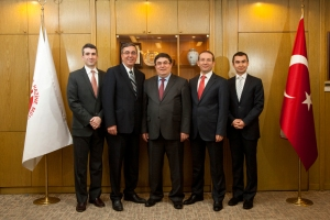 turkish treasury team