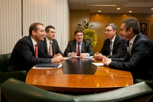 turkish treasury team